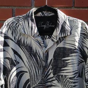 Tommy Bahama Hawaiian Shirt - XL